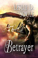 New interview with fantasy author Leslie D. Soule