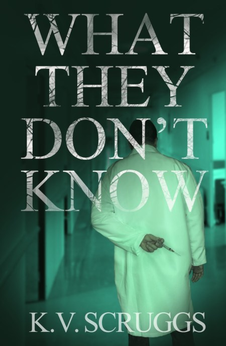 Interview with thriller author K.V. Scruggs