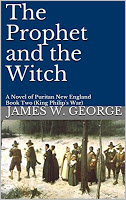 Interview with novelist James W. George