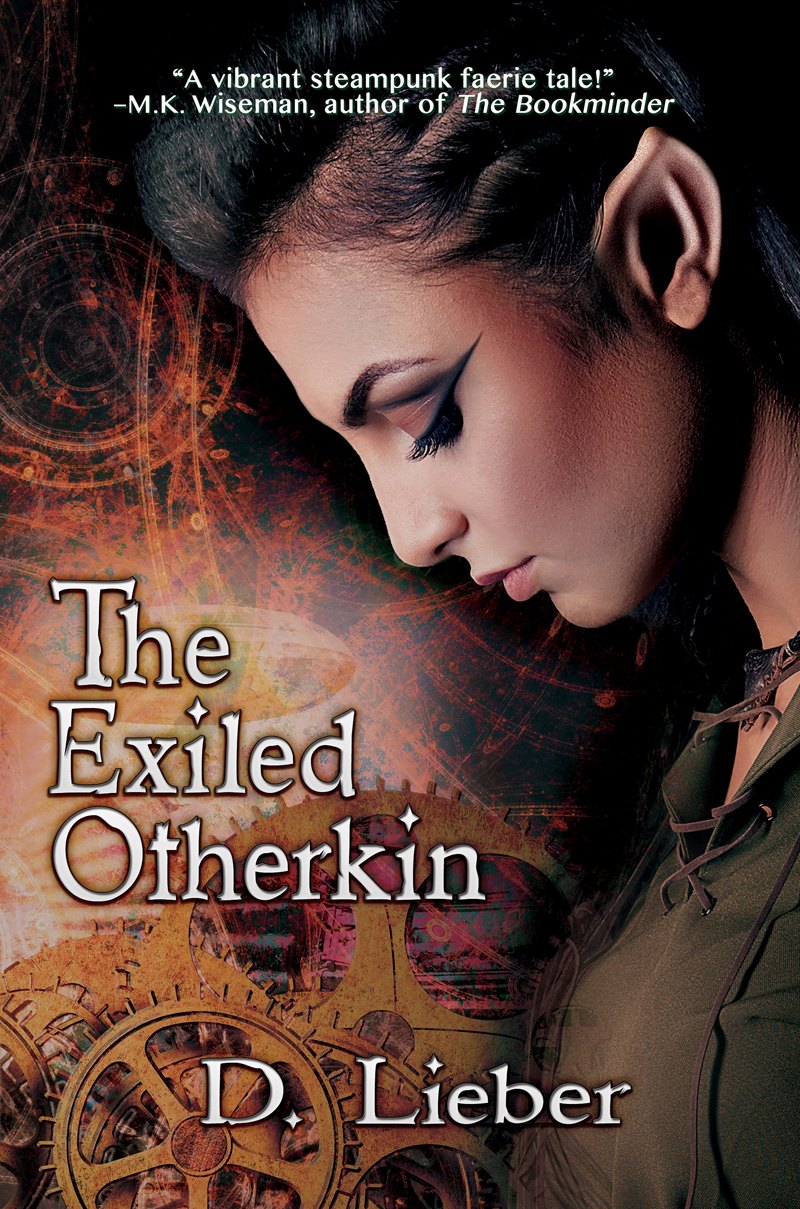 Interview with fantasy author D. Lieber