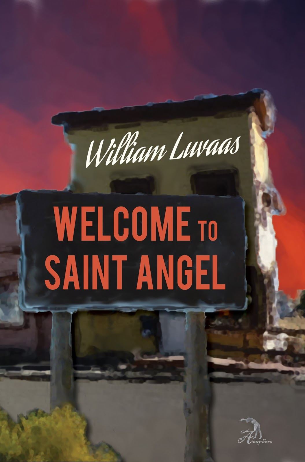 Interview with novelist William Luvaas