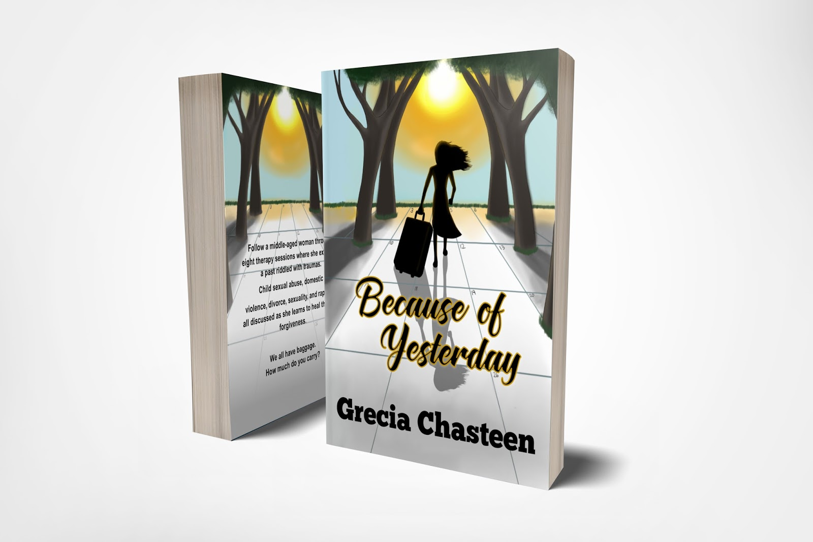 Interview with women's fiction author Grecia Chasteen