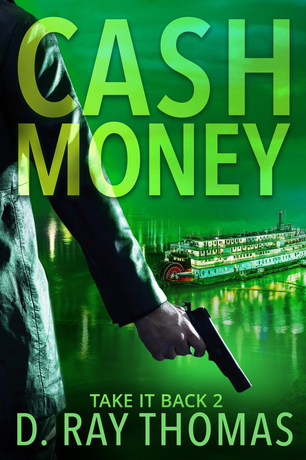 Interview with action crime author D. Ray Thomas