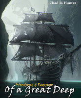 Interview with dark fantasy author Chad Hunter