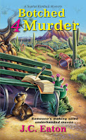 Interview with cozy mystery author duo J.C. Eaton