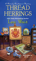 Interview with mystery novelist Lea Wait