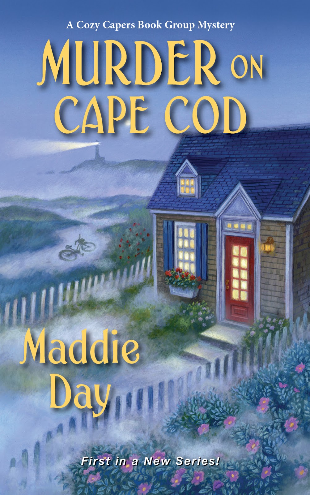 Interview with mystery author Maddie Day (aka Edith Maxwell)