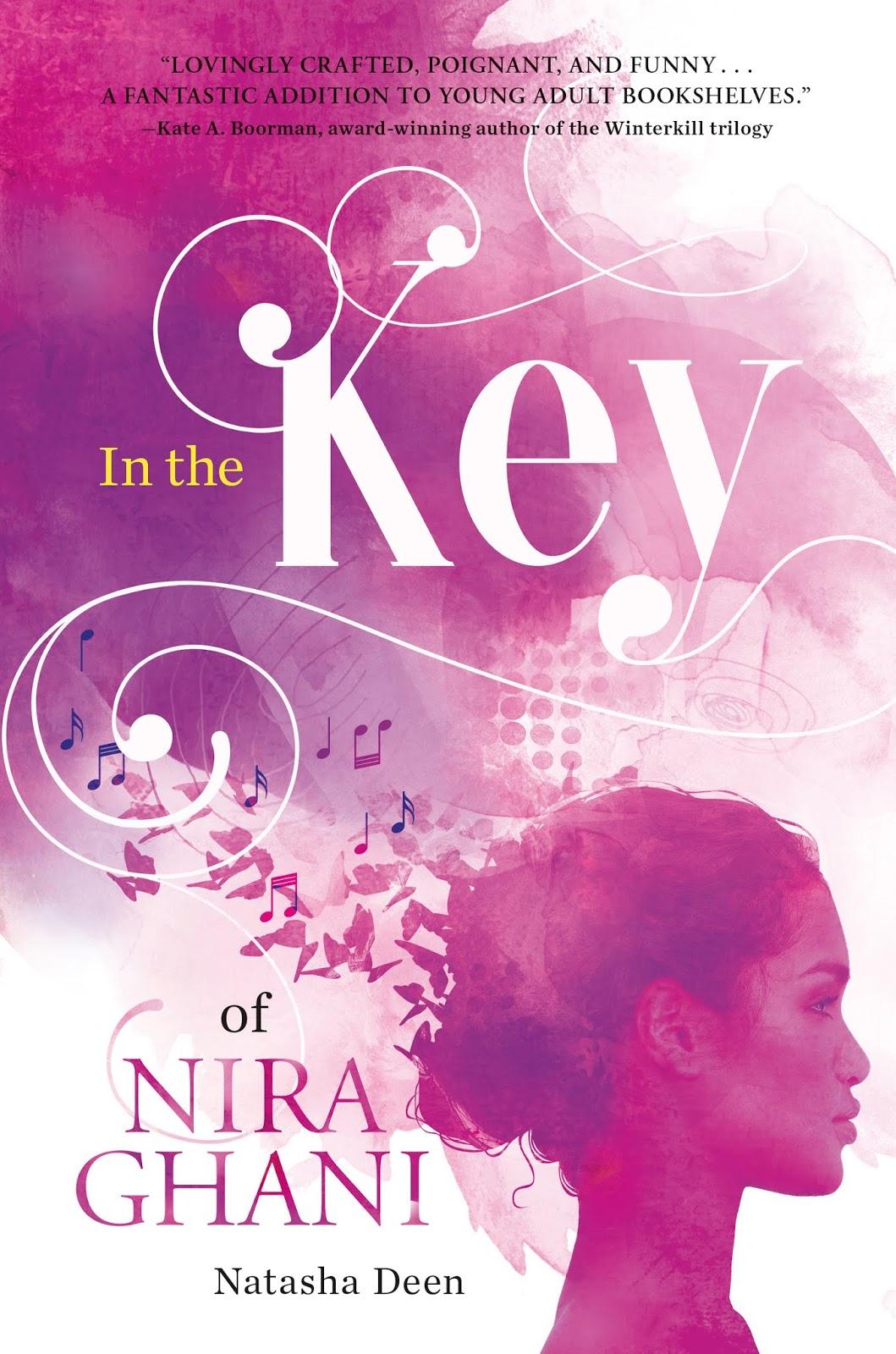 Interview with novelist Natasha Deen