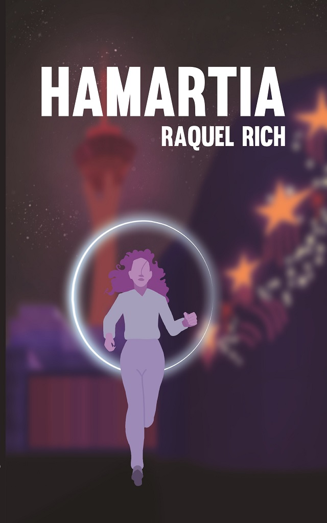 Interview with sci-fi thriller author Raquel Rich