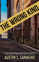 Interview with detective/mystery author Austin S. Camacho