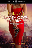Interview with debut thriller author C.H. Lyn