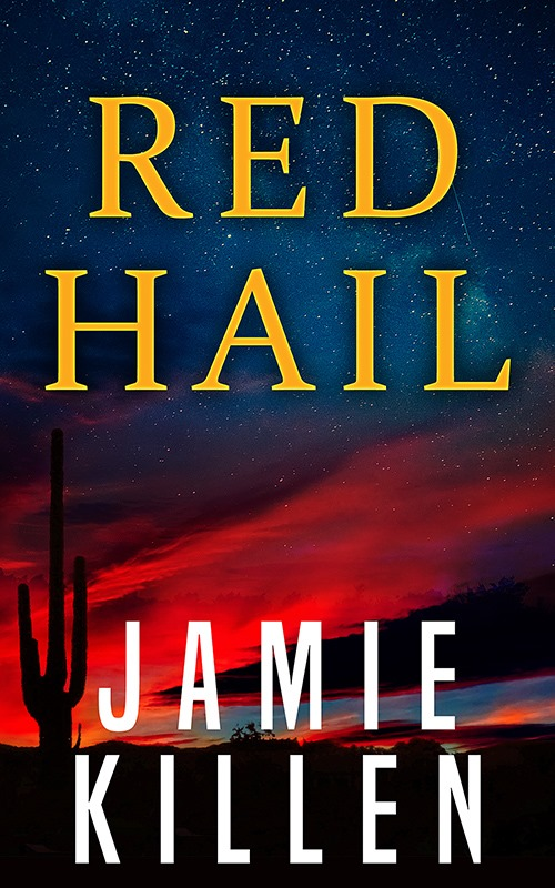 Interview with sci-fi author Jamie Killen