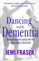 Interview with writer Jemi Fraser about her memoir Dancing with Dementia