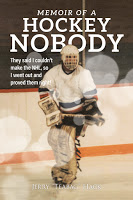 Interview with Jerry Hack about Memoir of a Hockey Nobody