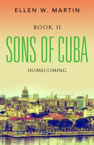 Sons of Cuba book 2 cover