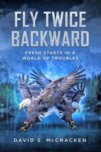 Fly Twice backward book cover