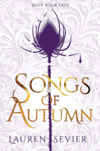 book cover songs of autumn