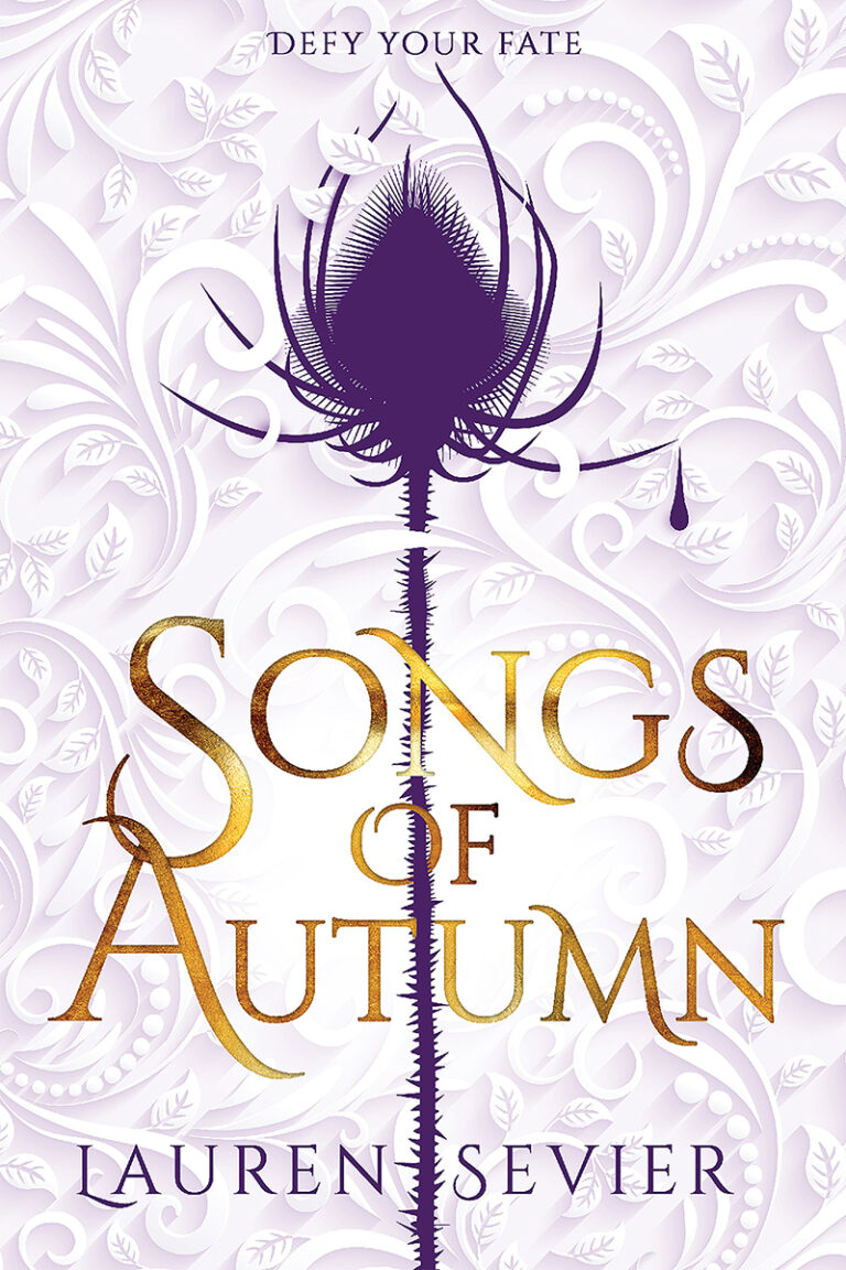 Interview with YA fantasy author Lauren Sevier