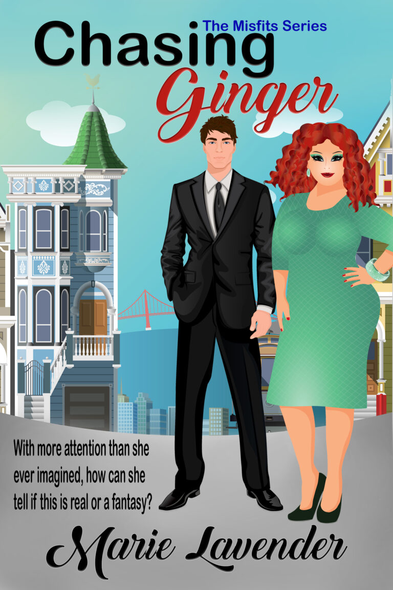 Interview with romance author Marie Lavender