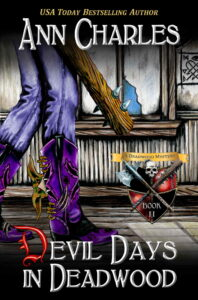 book cover for Devil Days