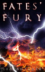book cover for Fates Fury