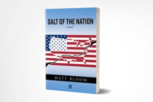Book cover for salt of the nation