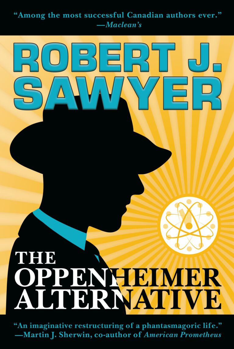 Interview with sci-fi author Robert J. Sawyer
