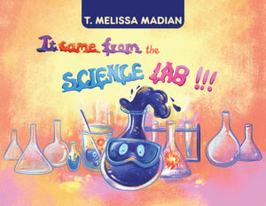 book cover of it came from the science lab
