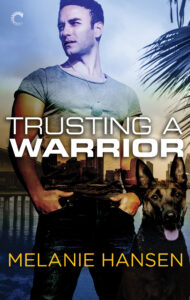 cover of trusting a warrior