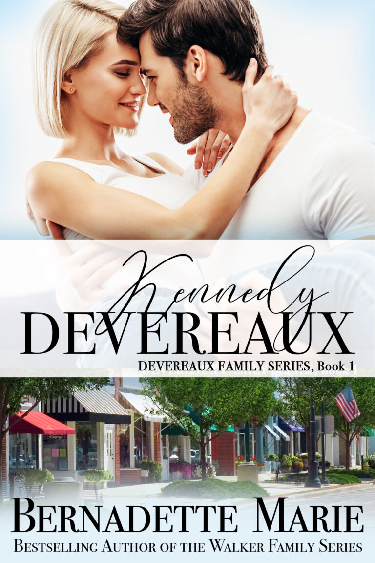 Interview with romance author Bernadette Marie