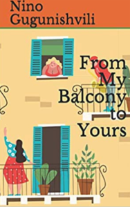 cover of from my balcony to yours