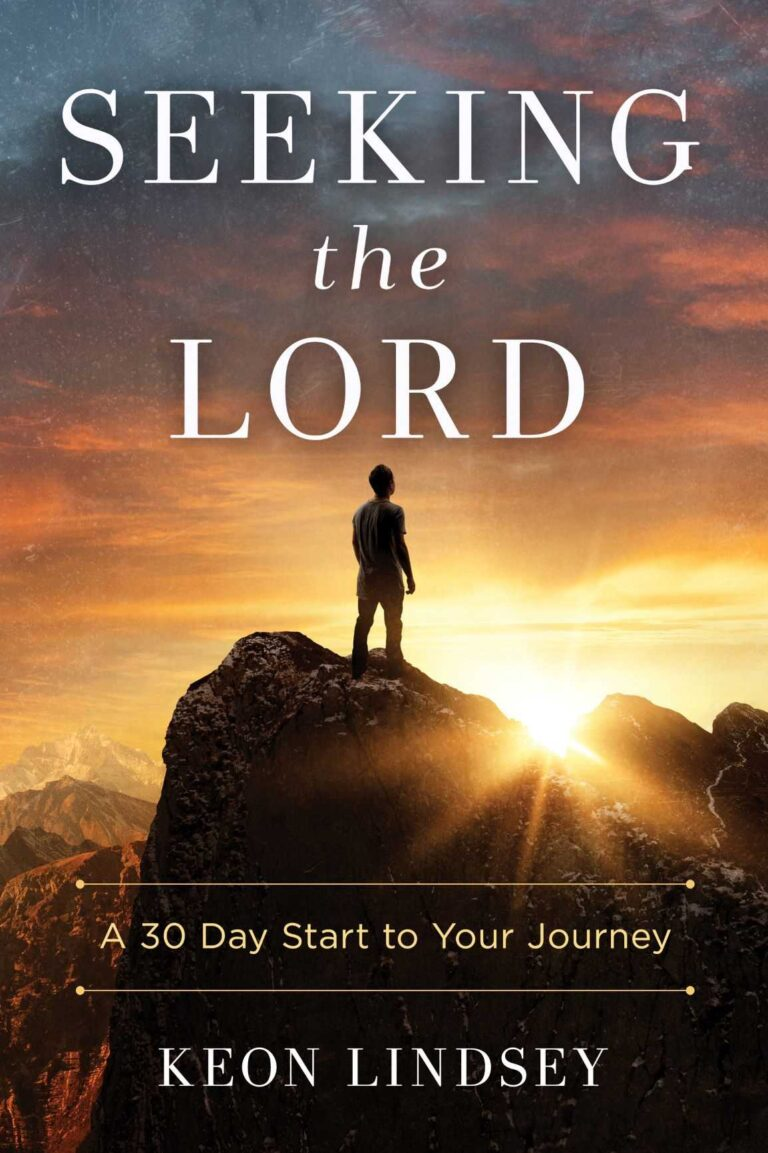 Interview with Christian author Keon Lindsey