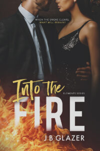cover of into the fire
