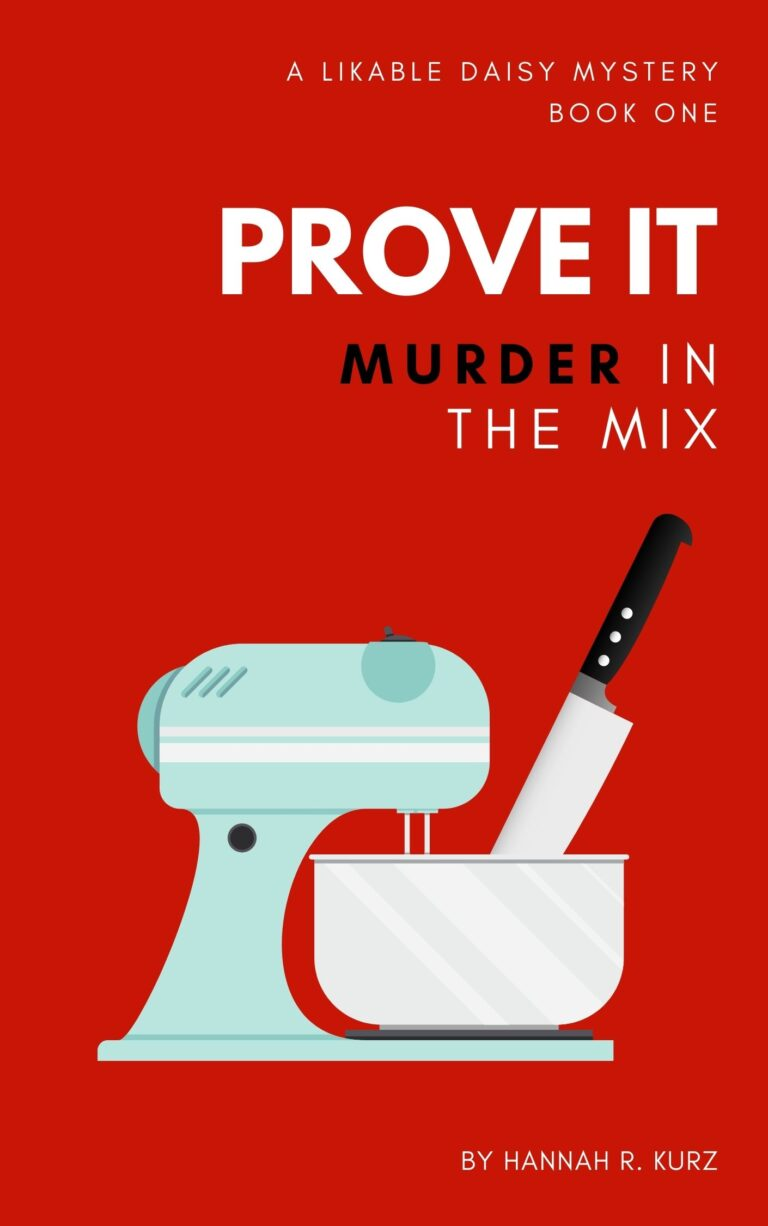Interview with cozy mystery author Hannah Kurz