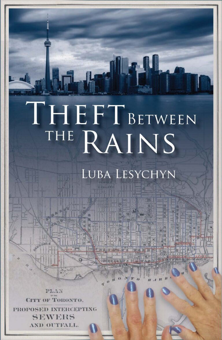 Interview with cozy mystery author Luba Lesychyn